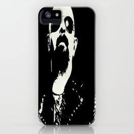 Robert Halford, Judas Priest iPhone Case