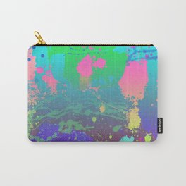 Abstract Urban Painting - Aquarium & Seabed Carry-All Pouch
