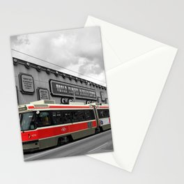 Red Rocket 4b Stationery Cards
