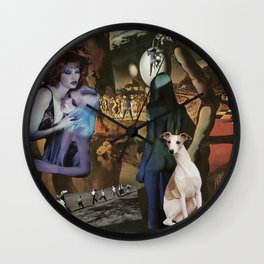 The March Wall Clock