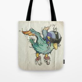 volatile intergalactique Tote Bag
