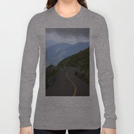 Exhileration Lies ahead Long Sleeve T-shirt