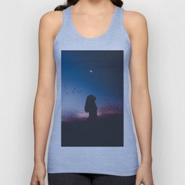 Afterglow Unisex Tank Top