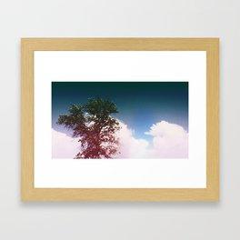 TreeTitle1 Framed Art Print