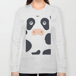 Cow Cow Long Sleeve T-shirt