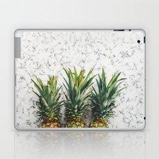 Pineapple Marble Laptop & iPad Skin
