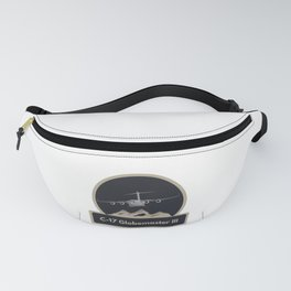 C-17 US Air Force Airplane Fanny Pack