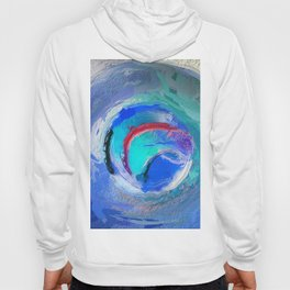Abstract Mandala 187 Hoody