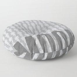 Moon Minimalist Poster Floor Pillow
