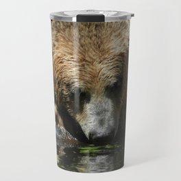Bearly Bored Travel Mug