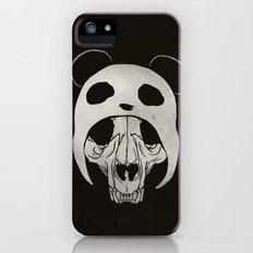 Panda Skull Slim Case iPhone (5, 5s)