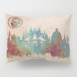 Praha skyline Pillow Sham