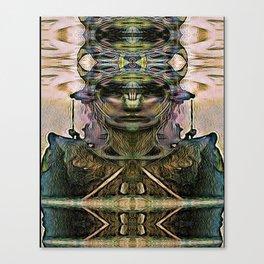 """Deep Inside II"" Canvas Print"