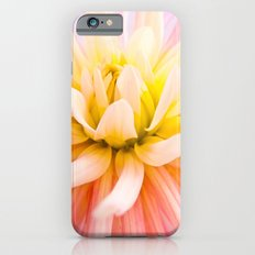 A summer Dahlia flower Slim Case iPhone 6s