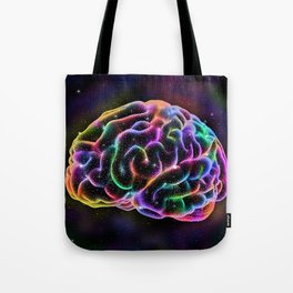 COSMIC CONSCIOUSNESS Tote Bag
