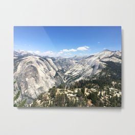 From the Sub Dome Metal Print