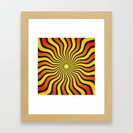 Oracle | Visionary art Framed Art Print
