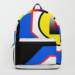 All the ways go to the center Backpack