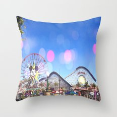 DCA Throw Pillow