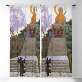Jean-Léon Gérôme - Japanese Emploring a Deity Blackout Curtain