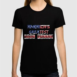 America's Greatest Wool Puller T-shirt