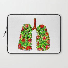 Lungs of the Earth Anatomy Laptop Sleeve