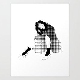 Mitski Art Print
