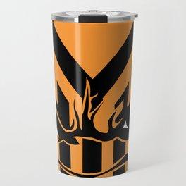 Angry Knickerbocker  Travel Mug