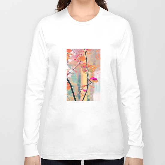 New Autumn Colours  Long Sleeve T-shirt