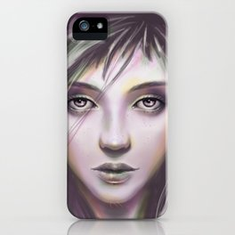 Dreamy June iPhone Case