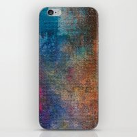 chameleon iPhone & iPod Skins featuring Chameleon by Bestree Art Designs