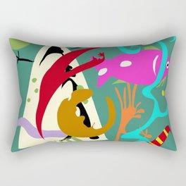 The Dream Tent Rectangular Pillow