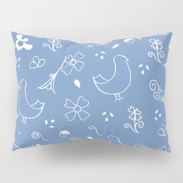 Posy Garden Pillow Sham