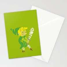 I'm not zelda, so please stop calling! thank you. Stationery Cards