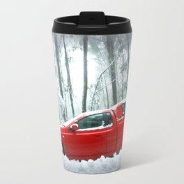 No traction, no chains, no Grip! Travel Mug