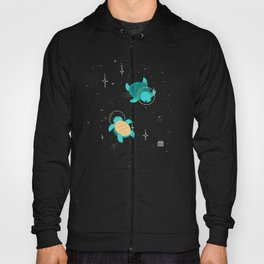 Space Turtles Hoody