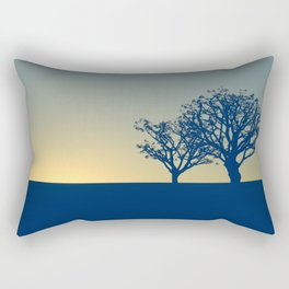 01 - Landscape Rectangular Pillow