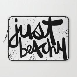 Just Beachy Laptop Sleeve