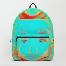 """""""NAKED"""" BY ROBERT DALLAS Backpack"""
