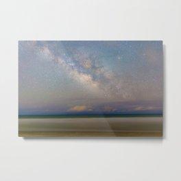 Charleston Milky Way Metal Print