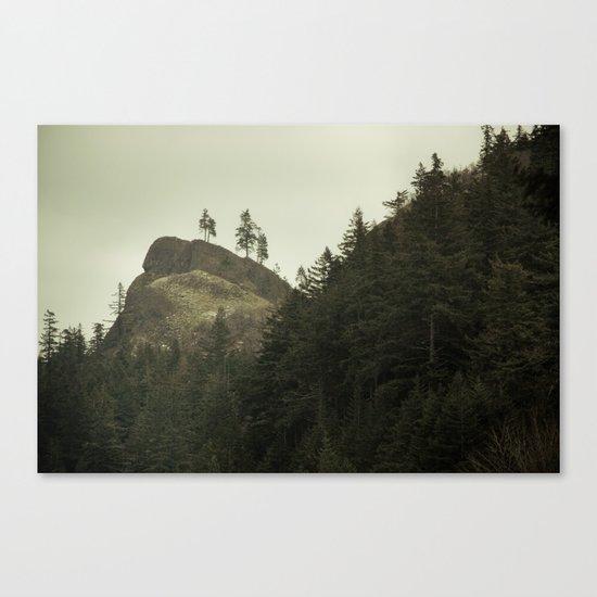 Columbia Gorge II Canvas Print