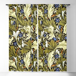 Granville by John Henry Dearle for William Morris Blackout Curtain