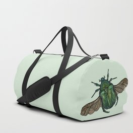 Egyptian Scarab Duffle Bag