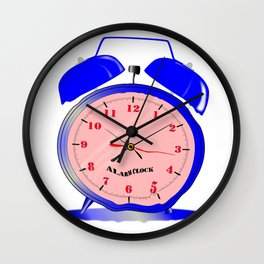 Fluid Time Wall Clock