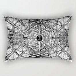 Time Lapse Rectangular Pillow
