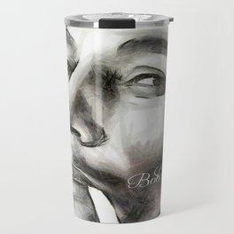 Digital Artwork Travel Mug