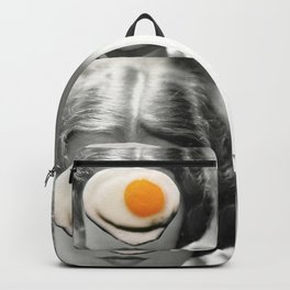 Thank God It's Fried Egg Backpack