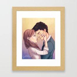 Carry Me Home Framed Art Print