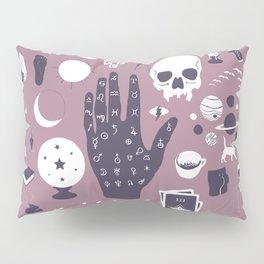 Methods of Divination - Purple Pillow Sham