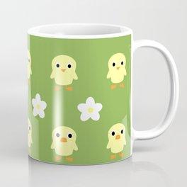 Spring pattern Coffee Mug